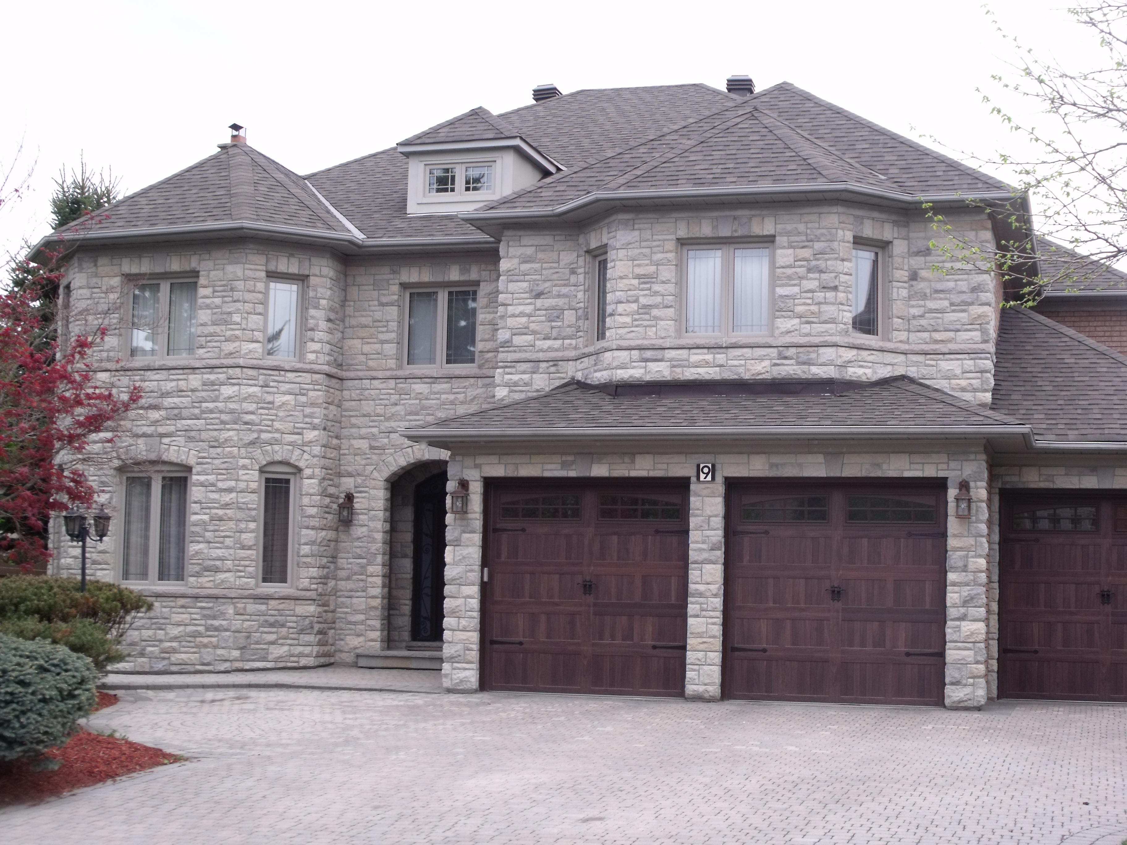 Exterior House Stone Mississauga